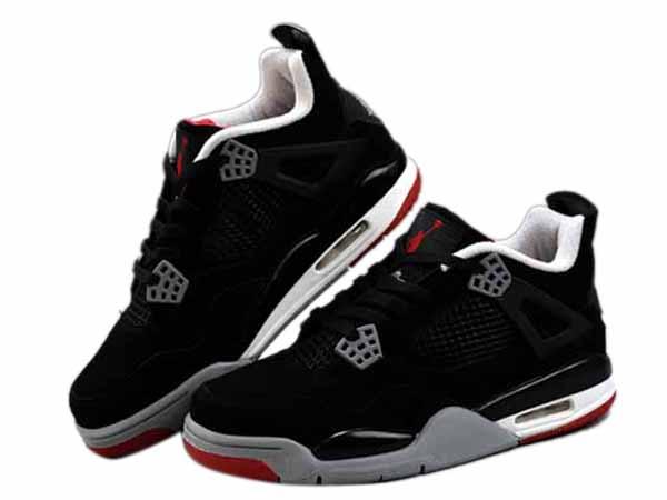 détaillant en ligne b7058 abd13 low price air jordan 4 retro noir 2adfa 36974