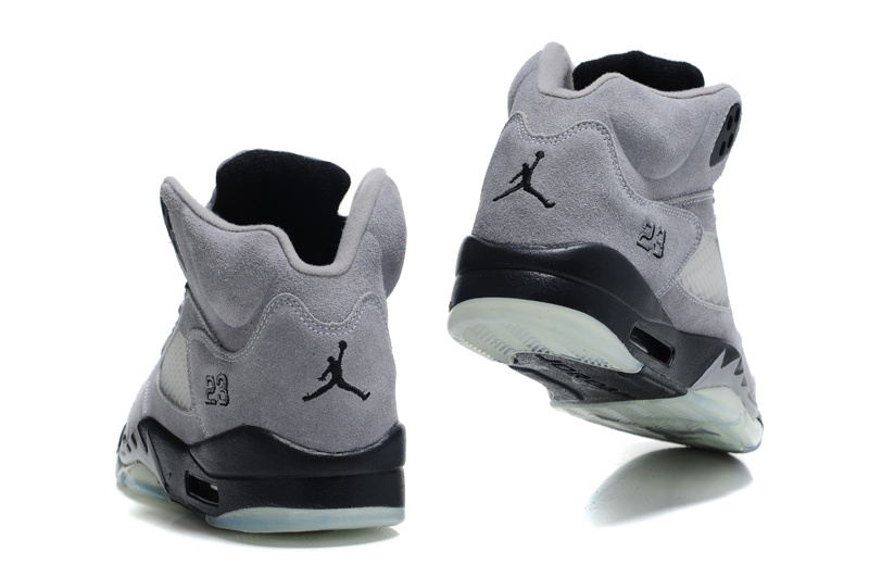 design intemporel 12248 2652a vente privee de air ,Nike Air Jordan 5 V Retro Gris Noir ...