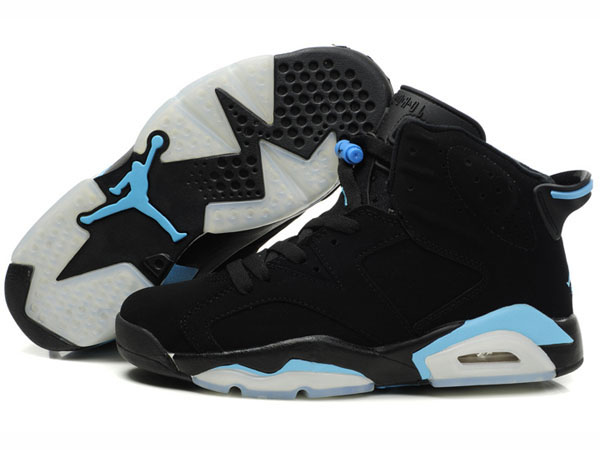 air jordan retro 6 bleu