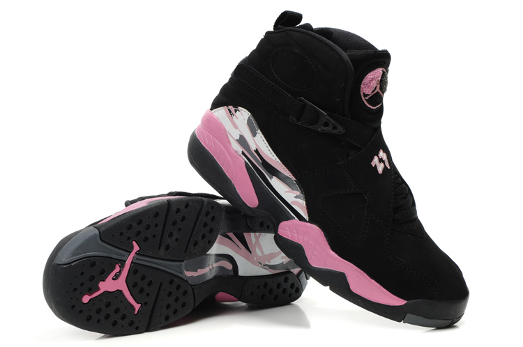 air jordan retro 8 yellow pink