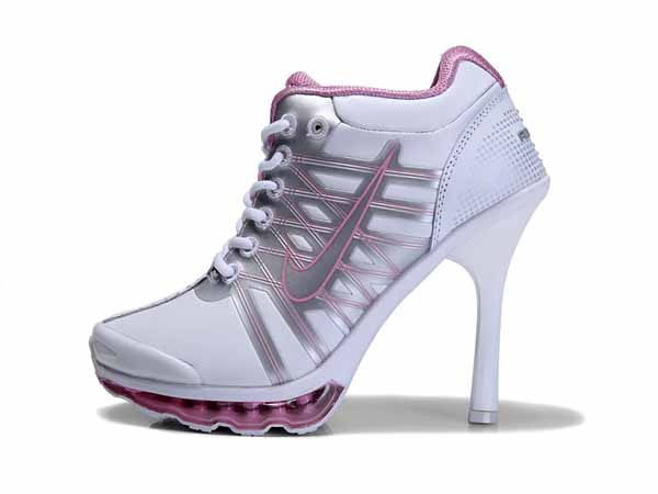 los angeles 48261 08ab2 chaussure de nike kobe verte et blanche,Nike Air Max 9 IX Femme Talon  Hautlanc Grisurose