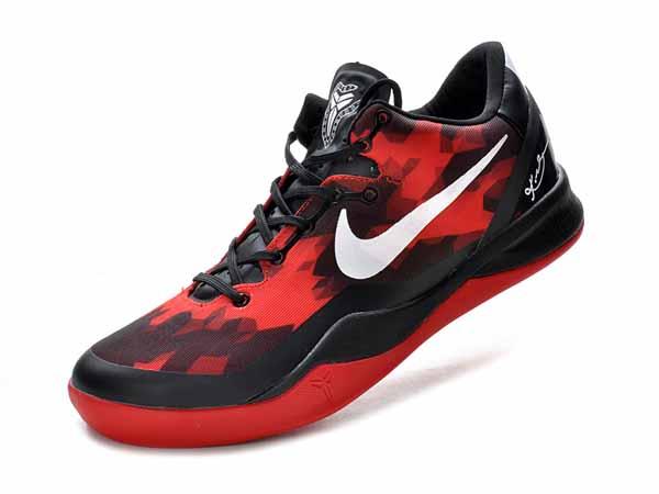 chaussures de séparation 85e9b 95382 chaussure air4 fluo,Nike Kobe 8 VIII Basket Noir Rouge lanc ...