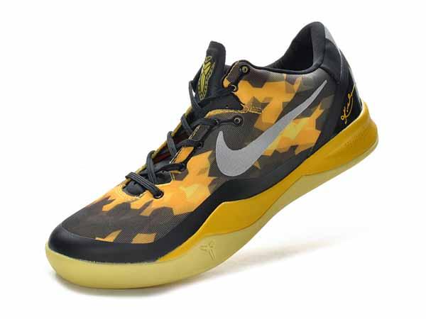 énorme réduction 292d4 55690 chaussure kobe 8 rose,Nike Kobe 8 VIII Basket Rouge Noir ...