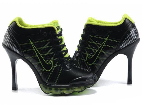 pas mal 1b9a7 0621a noir et rouge nouveau model,Nike Coussin d'air Talon Haut 9 ...